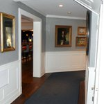 Kennebunkport Inn - Entrance Hallway