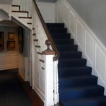 Kennebunkport Inn - Entrance Way Stairway to upper floors