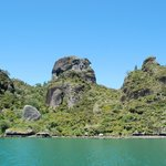 Kairara Rocks - Whangaroa Harbour Cruise