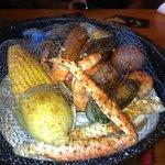 Crab Shack Santolla Steampost