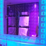bathroom mood lighting ~ ambleside suite