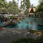 pool at twin palms phuket