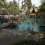 pool at twin palms phuket
