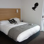 Most comfortable bed we had in NZ!