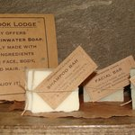 Luxurious handmade soaps