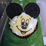 Yummy Oreo Mickey Cupcake - GET ONE