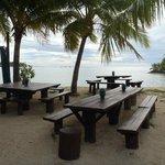 Island Bar Dining