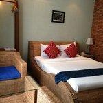 Junior suite double room