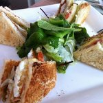 club sandwich 7.50JOD