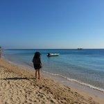 Strandspaziergäng