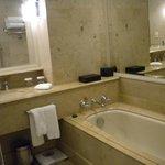 Twin Club Bathroom
