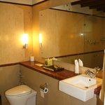 "Bathroom at room ""Cochin"" @ Tean Bungalow (Cochin - India)"