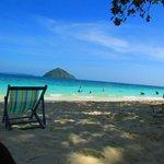 around Coral Island