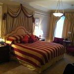 Classy hotel but a bit noisy