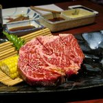 the Wagyu from the Specials menu