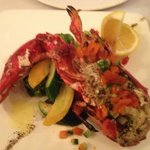 Great Grilled Lobster