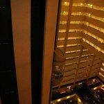 ascenseur + couloirs