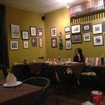 in restaurant binn Arib residence