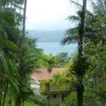 view from Casita Latania