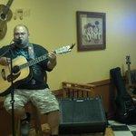 open mic at burrito loco ROCKS!