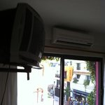 tv air conditionated