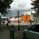 Such a cute village in easy walking distance from the Adare Manor lodging.