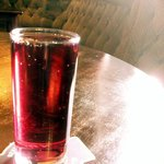 Blackcurrant juice