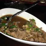 Phud Ka Prow Beef