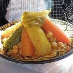 couscous excellent servi par karim