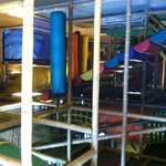 Play area attached to hotel (extra fee)