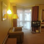 Crowne Plaza Hannover - Room view