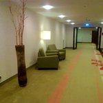 Courtyard Bremen - Spacious corridors