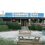 Causeway Cafe from the street