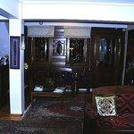 Main lobby and entrance