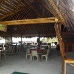 Panoramica del restaurante