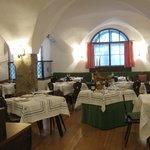 Charming restaurant
