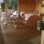Zona relax centro benessere