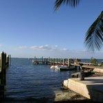 Bayfront docks