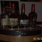 What we tasted at Makers Mark