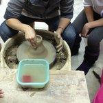 Free Pottery Class