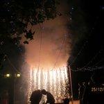 Xmas Eve celebrations