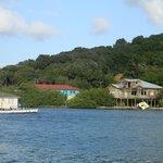 View of Oakridge from RHR boat dock