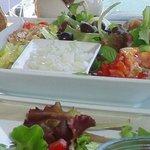 My salad Nisuaz