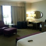 Sams Town Shreveport Magnolia Suite Bedroom Sitting area