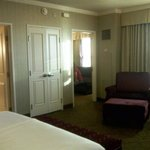 Sams Town Shreveport Magnolia Suite Bedroom