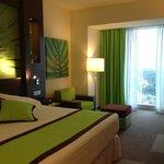 Habitación standard cama King size