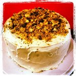 GF/Vegan Double Chocolate Fudge Fat Pants Cake