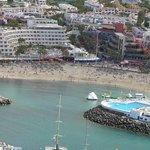 porto colom beach