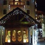 fronte hotel