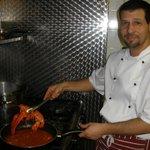 Chef Franco Iuliano